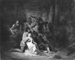 Anno 1390. De moord op Aleid van Poelgeest