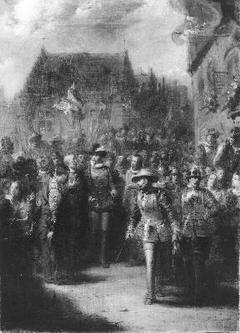 Anno 1572. Willem van Oranje in Enkhuizen