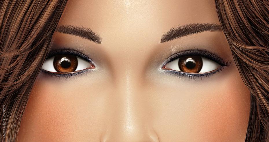 Amenia - close-up