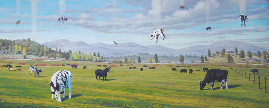 Ascending Cows, a.k.a. the Great Bovine Rapture