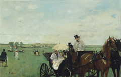 At the Races in the Countryside