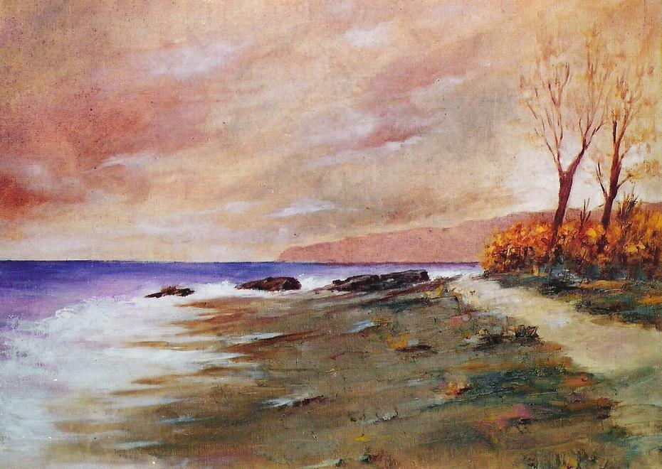Autumn in Evia
