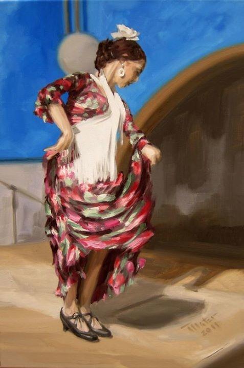 Bailaora 2 / Dancer 2