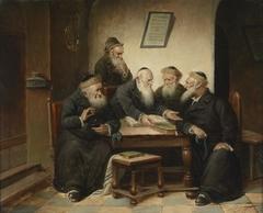 Beim Rabbi