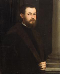 Bildnis eines jungen bärtigen Mannes