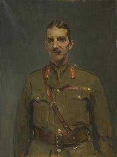 Brigadier-general a R H Hutchinson, Cb, Cmg, Dso, Assistant Adjutant- General, Rm - 1918