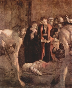 Burial of St. Lucy