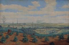 Cafezal da Fazenda Ibicaba, 1850