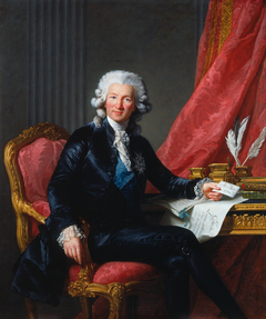 Charles-Alexandre de Calonne (1734-1802)