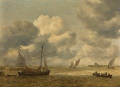 Coastal Vessels in a Choppy Sea