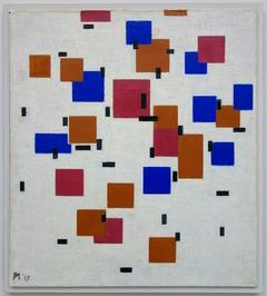 Composition in colour A