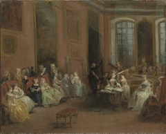Concert in the Paris Home of Pierre Crozat