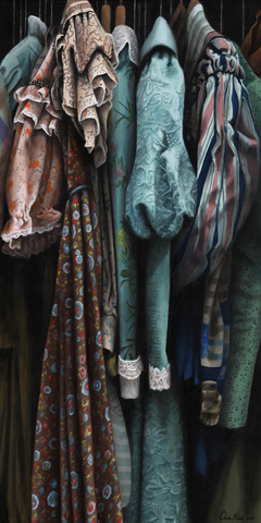 Costumes from the Stratford Warehouse No.11
