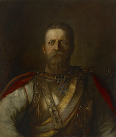 Crown Prince Frederick William, later Frederick III, German Emperor and King ofPrussia