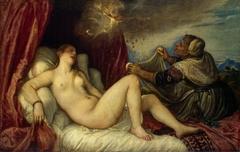 Danaë (Titian, Hermitage)