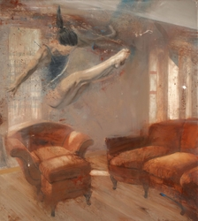 Dive on chair