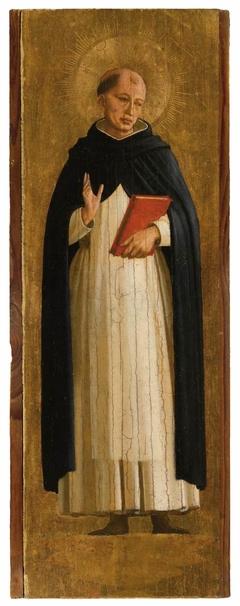 Dominikanischer Heiliger, Jordan von Sachsen?