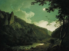 Dovedale by Moonlight