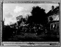 Een dorpsfeest