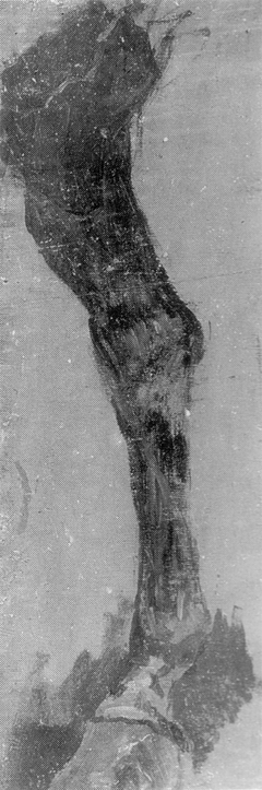 Fairman Rogers Four-in-Hand: Study of a Horse's Leg