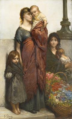 Flower Sellers of London