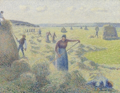 Haymaking, Éragny