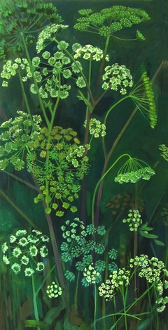 Hemlock and Queen Anne's Lace