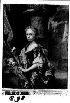 Ignatia Geertruida Timmers (1714-1733). Echtgenote van Paulus Bogaert van Alblasserdam