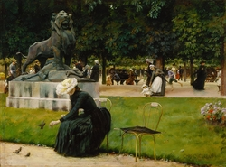 In the Luxembourg (Garden)