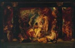 Intemperance: Mark Antony and Cleopatra