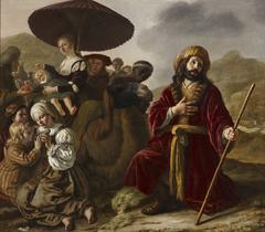 Jacob Seeking the Forgiveness of Esau