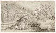 Jason van de dood gered door toverij van Medea