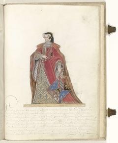 Jeanne van Bourgondië, vrouwe van Culemborg