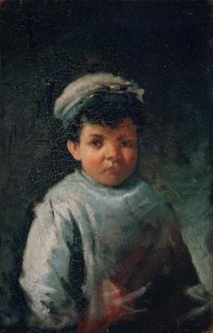 Julio Romero de Torres niño