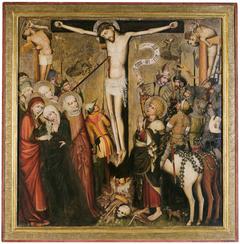 """Kreuzigung Christi (""""Wiltener Kreuzigung"""")"""