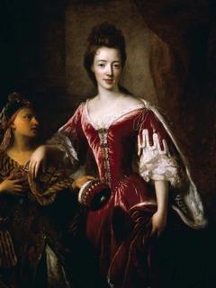Lady Mary Herbert, Viscountess Montagu (1659-1744/5)