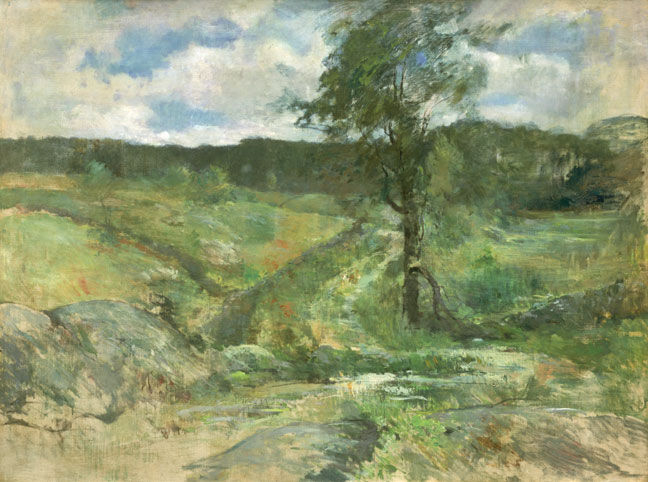 Landscape, Branchville