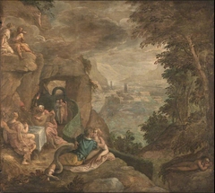 Landscape with a Scene of Enchantment