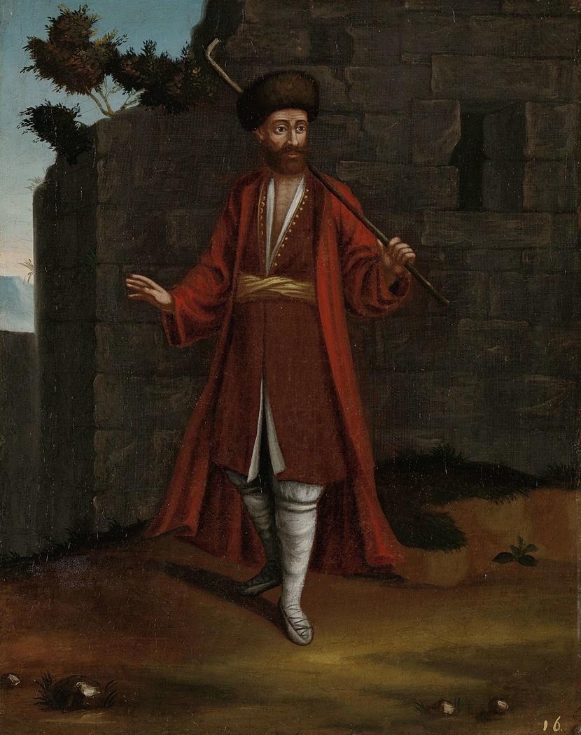 Man from the Bulgarian Coast