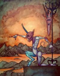 Masked Devil
