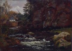 Mill in Liebethaler Grund