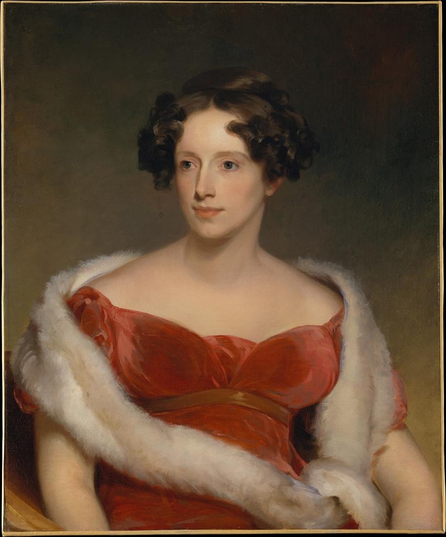 Mrs. John Biddle (Eliza Falconer Bradish)
