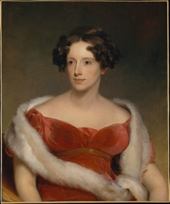 Mrs. John Biddle (Eliza Falconer Bradish)