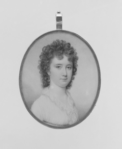 Mrs. Samuel Denman (Anna Maria Hampton)