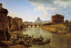 New Rome. The Castle of S.Angelo
