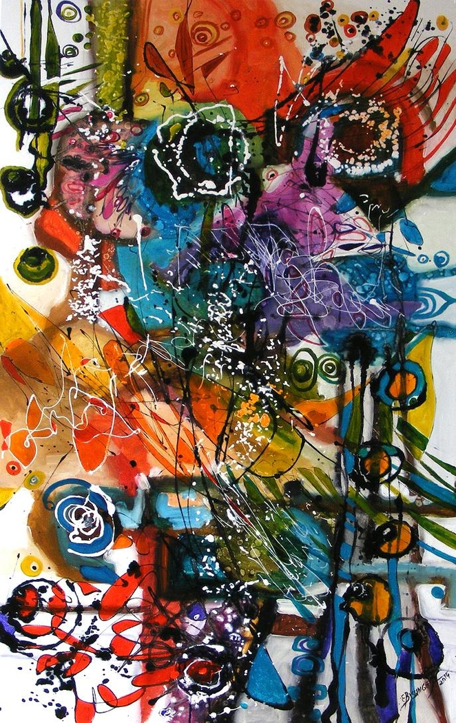Omul care aduce ploaia,abstract by E.Bissinger