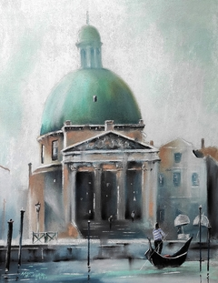 Pastel -Venice