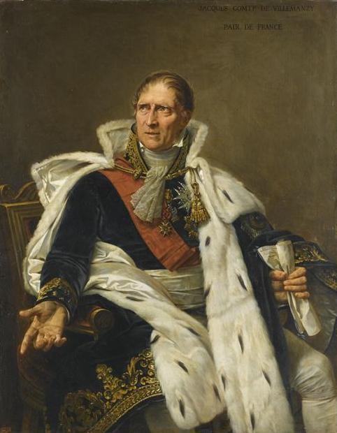 Pierre-Jacques Orillard, comte de Villemanzy, pair de France