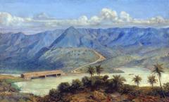 Ponte Coberta de Cubatão, 1850