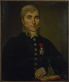 Portrait d'homme.